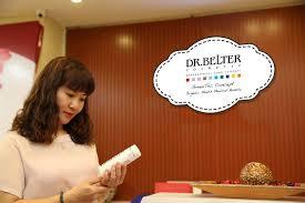 Dr. Belter là thương hiệu mỹ phẩm  dành cho spa mỹ phẩm sinh học chất lượng uy tín.