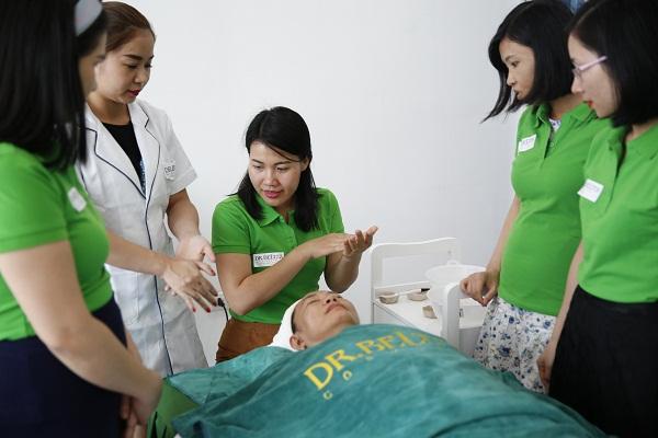 Kinh nghiệm lựa chọn trung tâm đào tạo spa uy tín tại Hà Nội