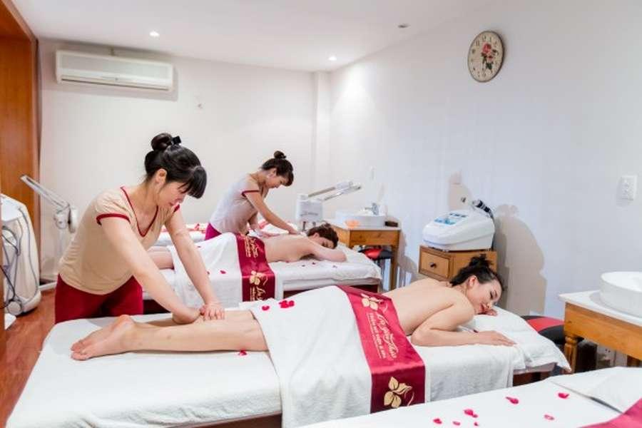 Trung tâm đào tạo spa uy tín tại Hà Nội