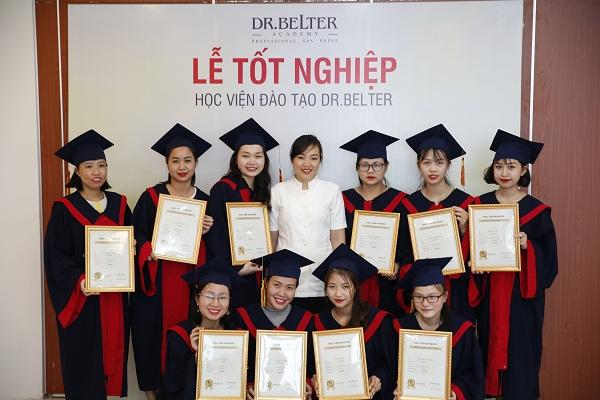 Học viện Dr Belter - Trung tâm đào tạo lớp học mở spa chuyên nghiệp