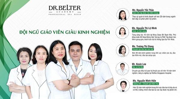 Những lưu ý để chọn địa điểm học chăm sóc da ở đâu tốt