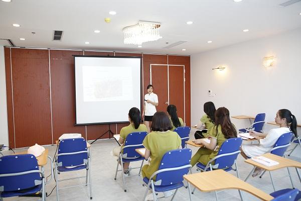 Trường dạy nghề spa chuyên nghiệp
