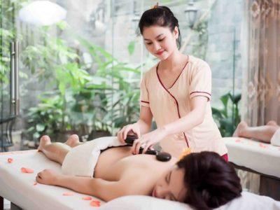 Cơ hội lập nghiệp cho những bạn lựa chọn học nghề spa