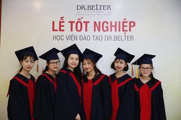 Học viện Dr Belter – Trung tâm học chăm sóc da mặt uy tín chất lượng tại Hà Nội