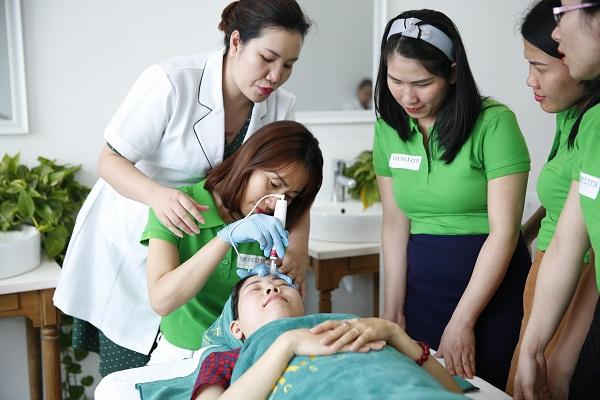 Học viện Dr Belter – Trung tâm học nghề chăm sóc sắc đẹp uy tín