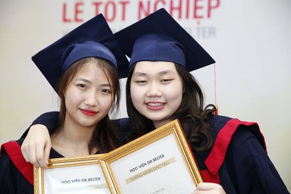 Được gì sau khi tốt nghiệp tại trung tâm dạy nghề làm đẹp tại Hà Nội