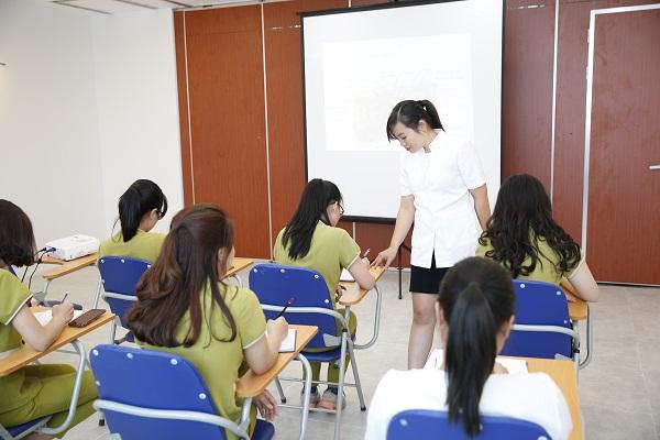 Học viện Dr Belter – Cơ sở đào tạo học nghề spa uy tín, chất lượng tại Hà Nội