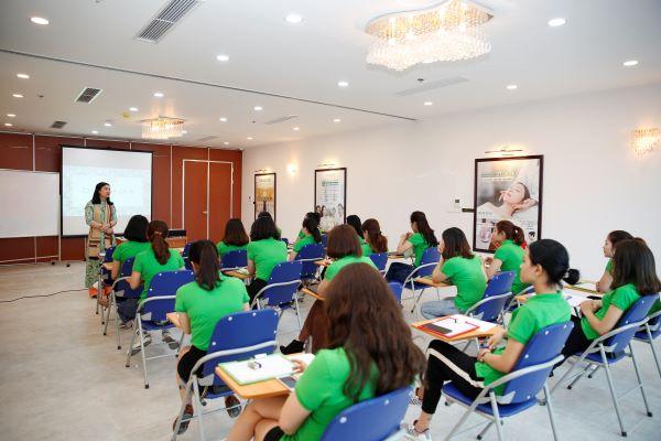 Tại Học viện đào tạo ngành spa Dr.Belter Academy học viên được cấp chứng chỉ khi tốt nghiệp