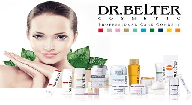 Dr Belter cung cấp mỹ phẩm chính hãng cho spa