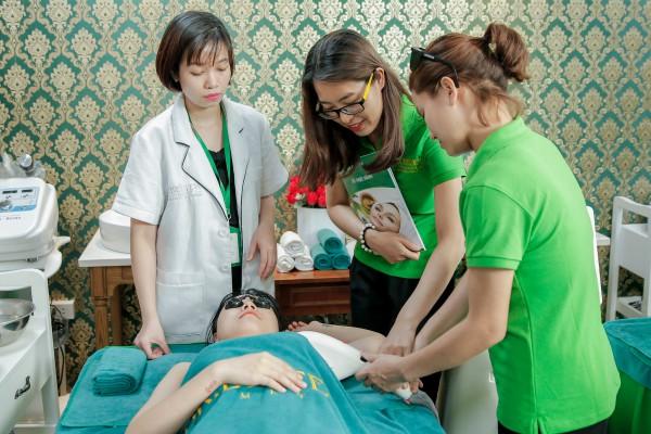 Đào tạo trẻ hoá da cho chủ spa, bác sỹ, chuyên gia